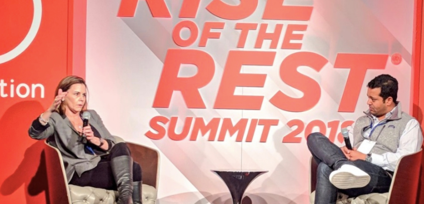 Fireside Chat at Rise of the Rest